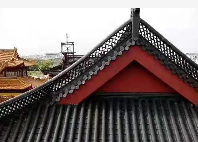 宜兴寺庙瓦